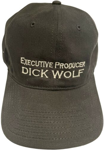Dick Wolf Dad Hat